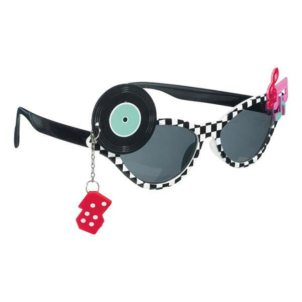 Glasögon 50-tal