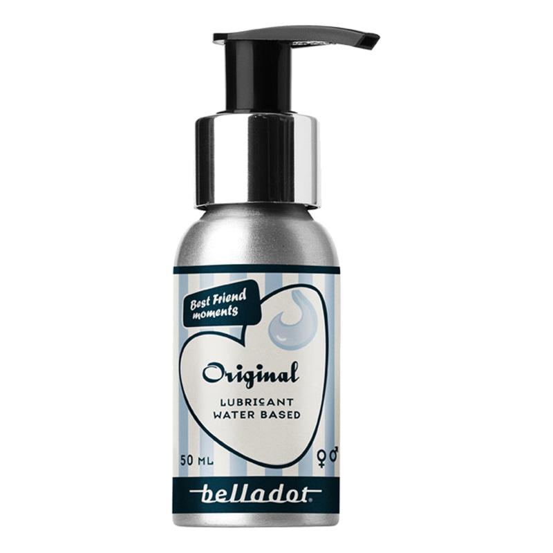 Belladot Glidmedel Original Vattenbaserat