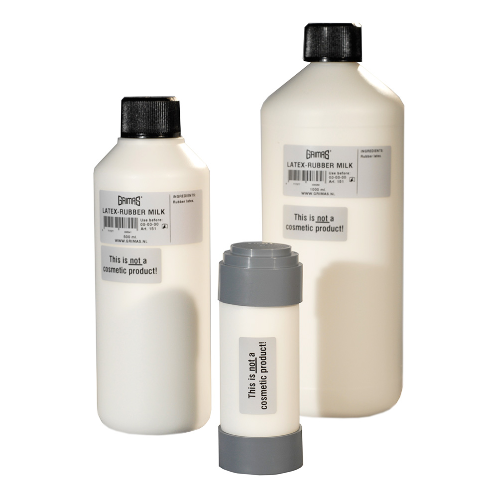 Grimas Latex-gummimjölk