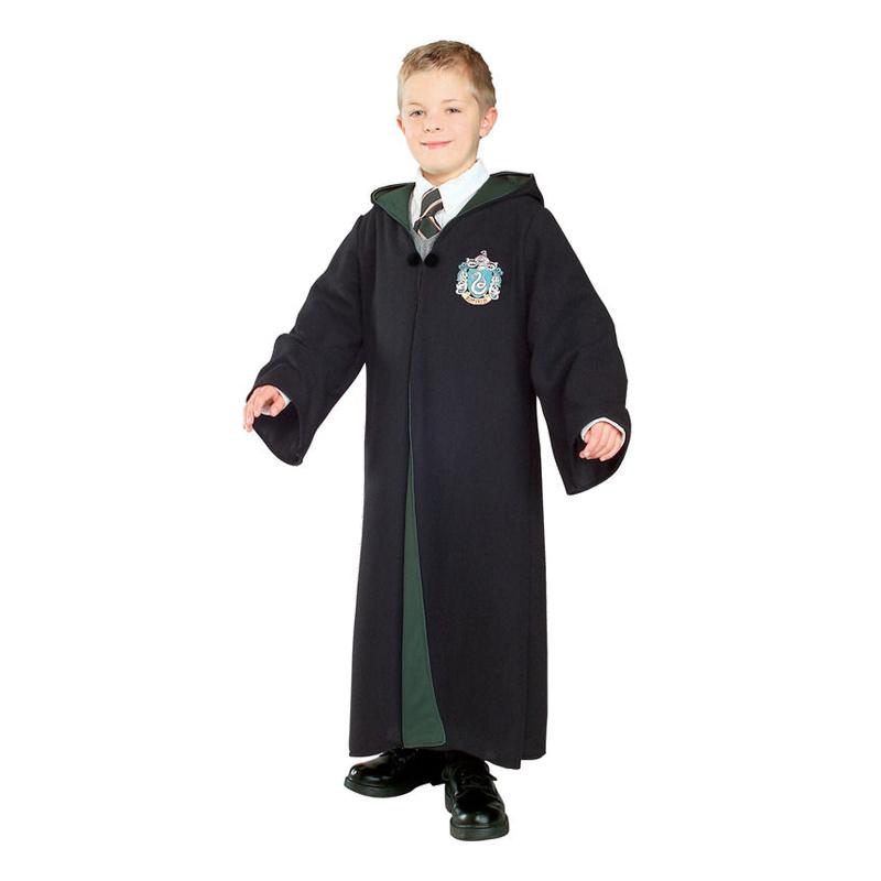 Harry Potter Slytherin Barn Maskeraddräkt