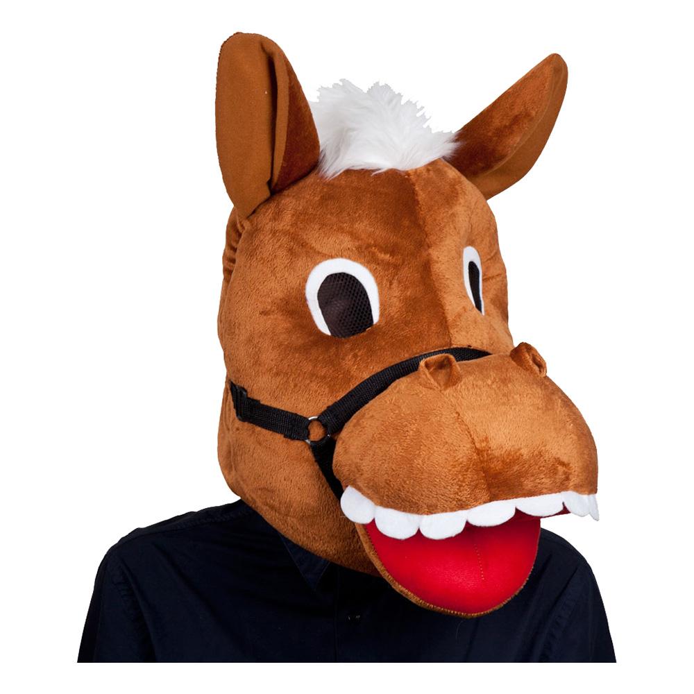 Hästmask med Stort Huvud