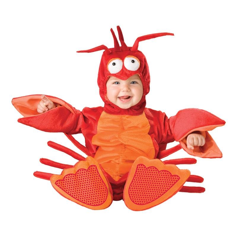 Maskeradkläder Barn - Hummer Bebis