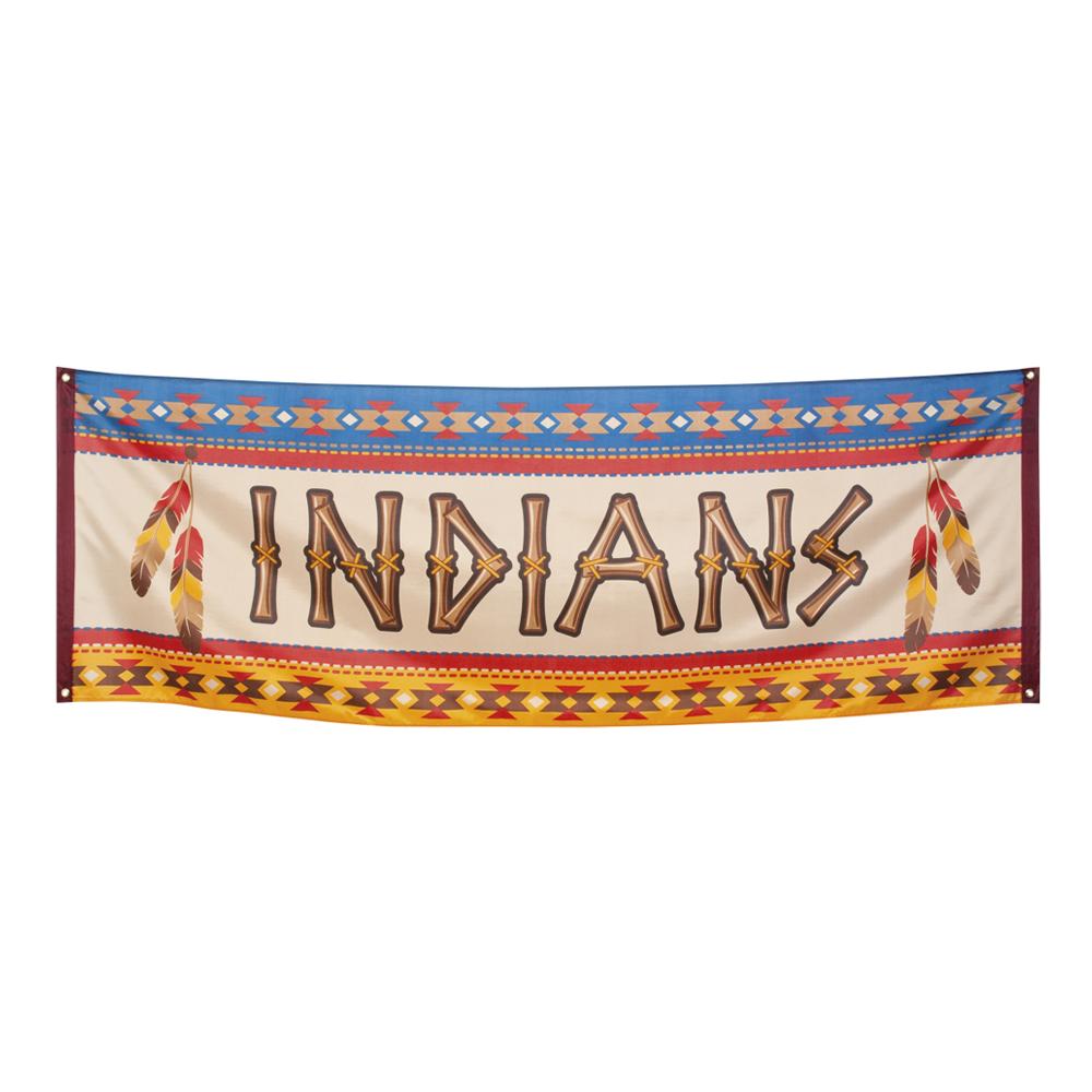 Cowboy-   Indian Maskerad - Bartillbehör.nu ee6c4741c0c98