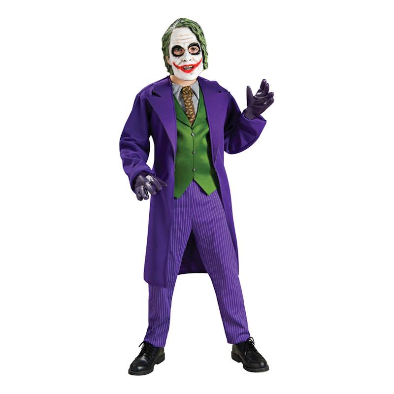 Jokern Deluxe Barn Maskeraddräkt