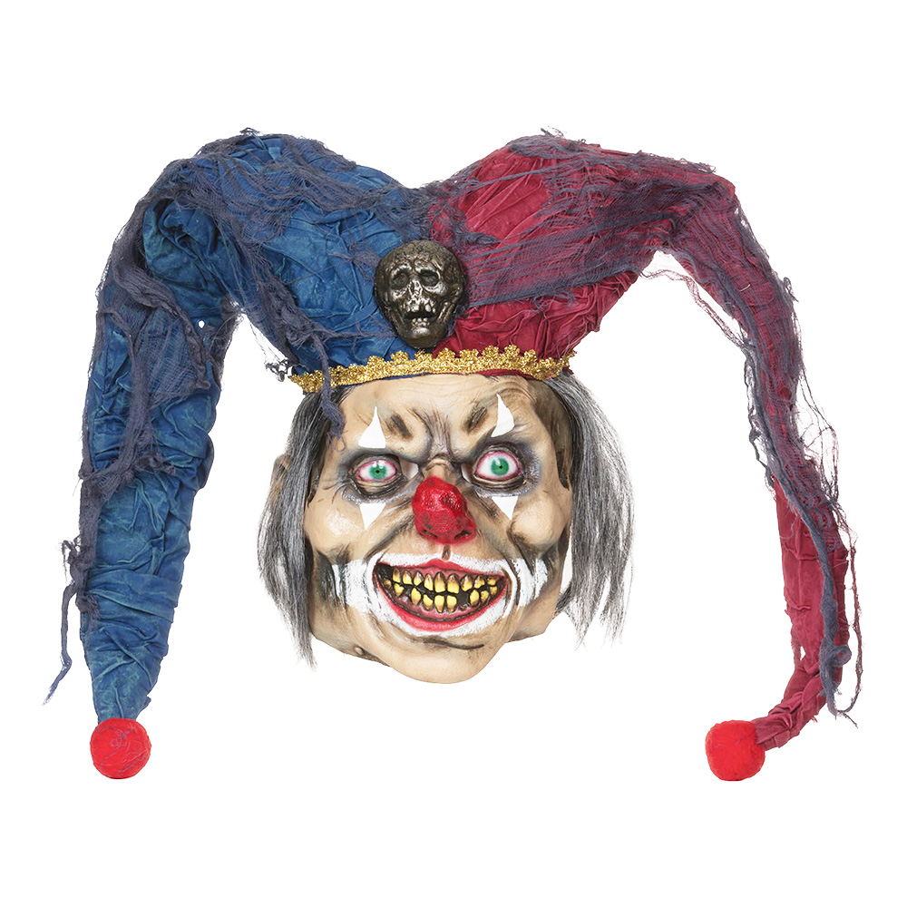 Gycklare Zombie Mask