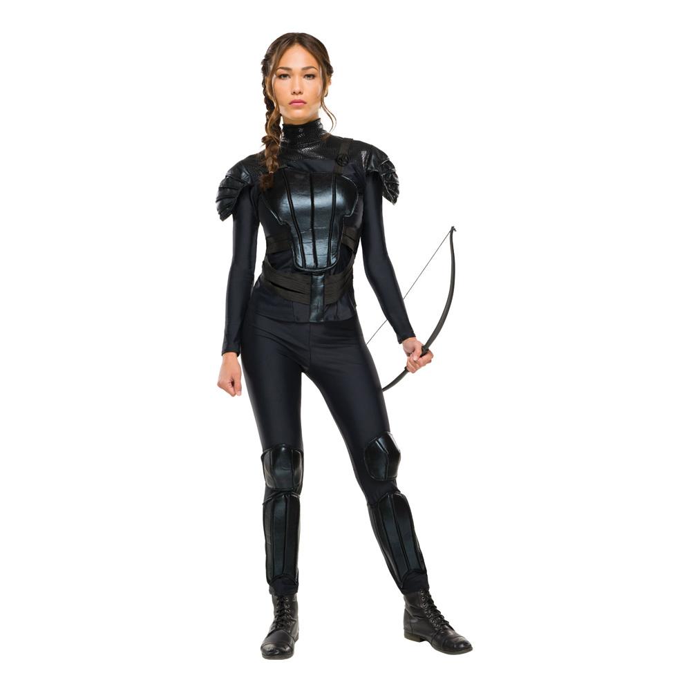 Katniss Rebell Maskeraddräkt
