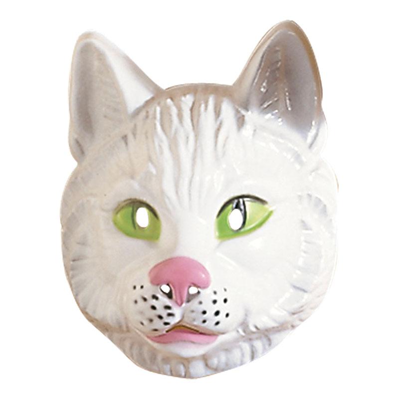 Katt Plastmask