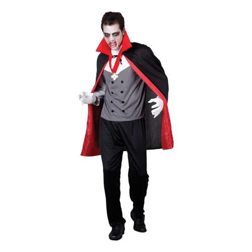 Klassisk Dracula Makeraddräkt