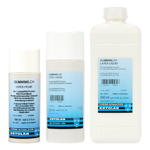 Kryolan Flytande Latex 250ml