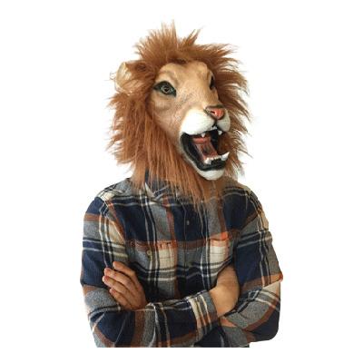 Lejonet Lenny Mask