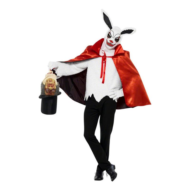 Magisk Kanin Halloween Maskeraddräkt - låga priser c0b35d5889caf