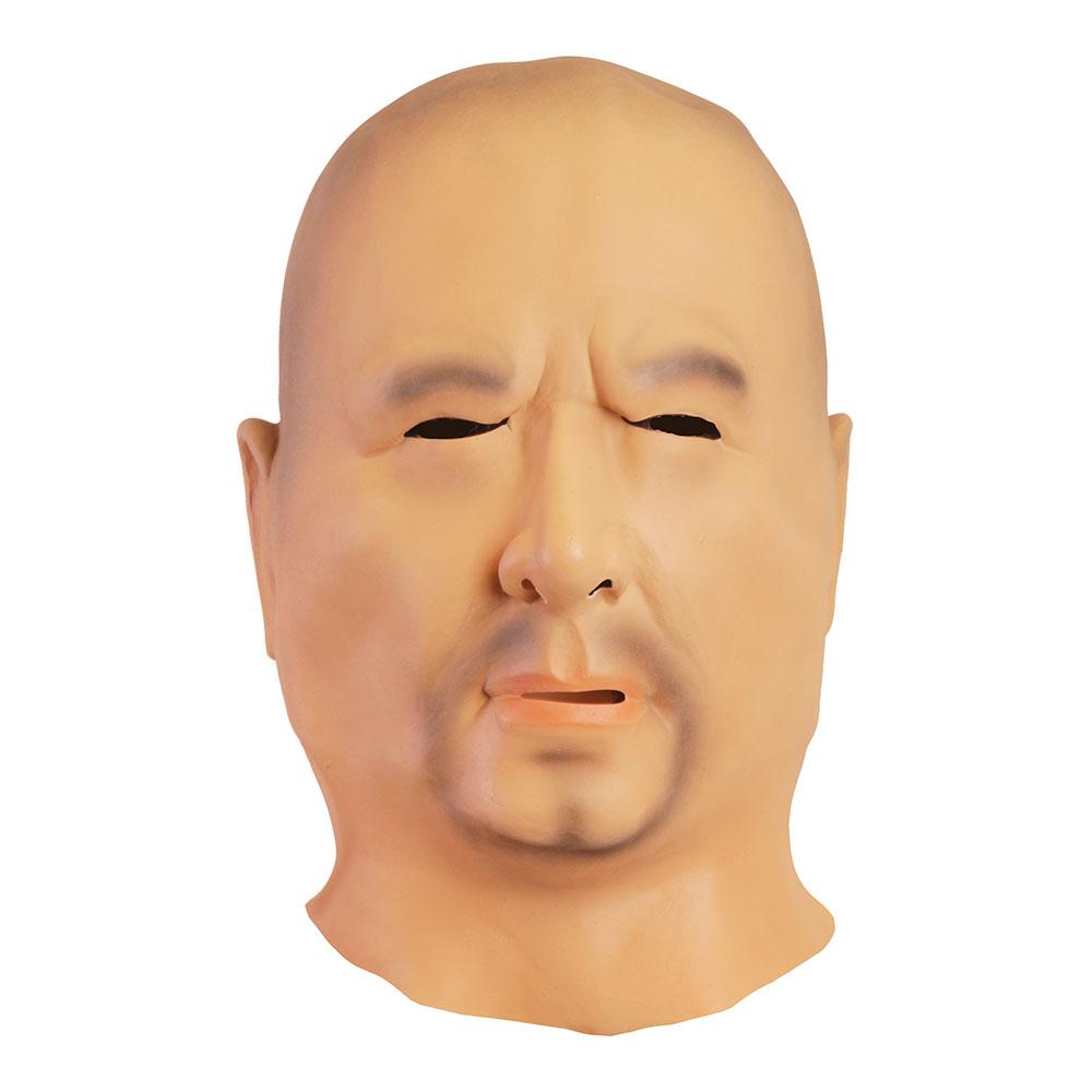 Flintskallig Man Mask