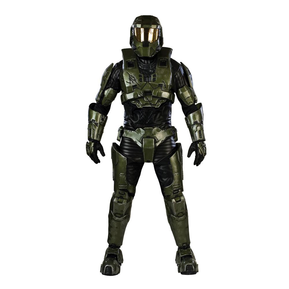 Master Chief Halo Supreme Maskeraddräkt