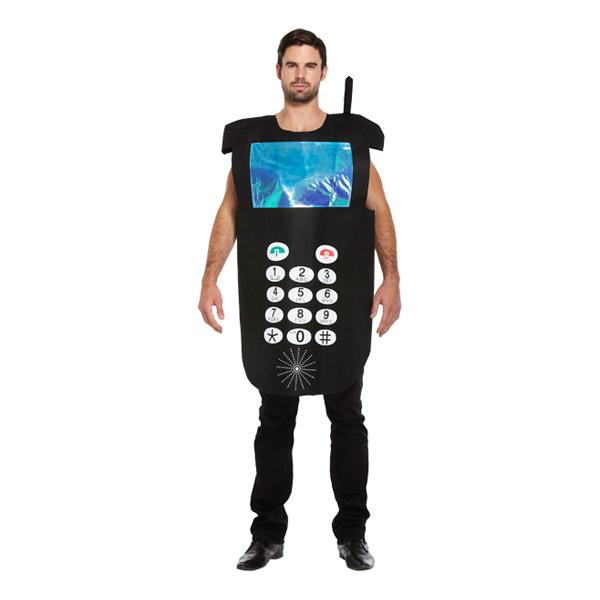 Mobiltelefon Maskeraddräkt
