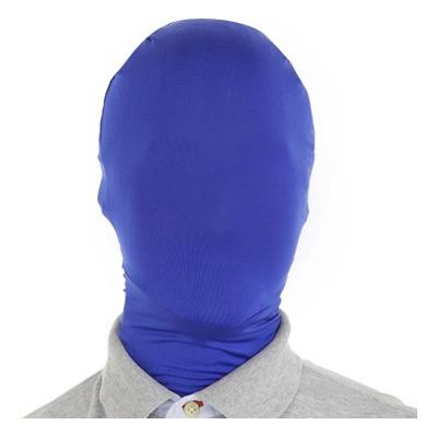 Morphmask Blå