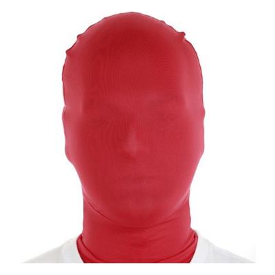 Morphmask Röd