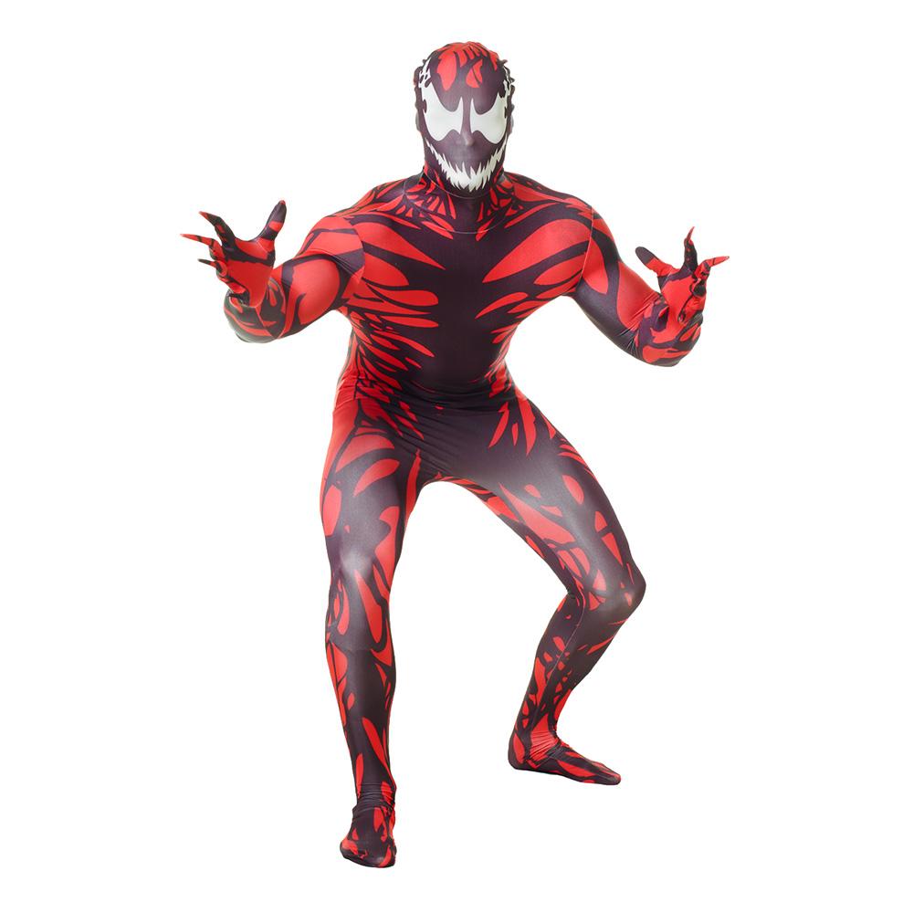 Morphsuit Carnage Maskeraddräkt