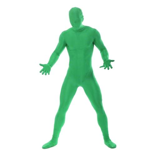 Morphsuit Grön Maskeraddräkt