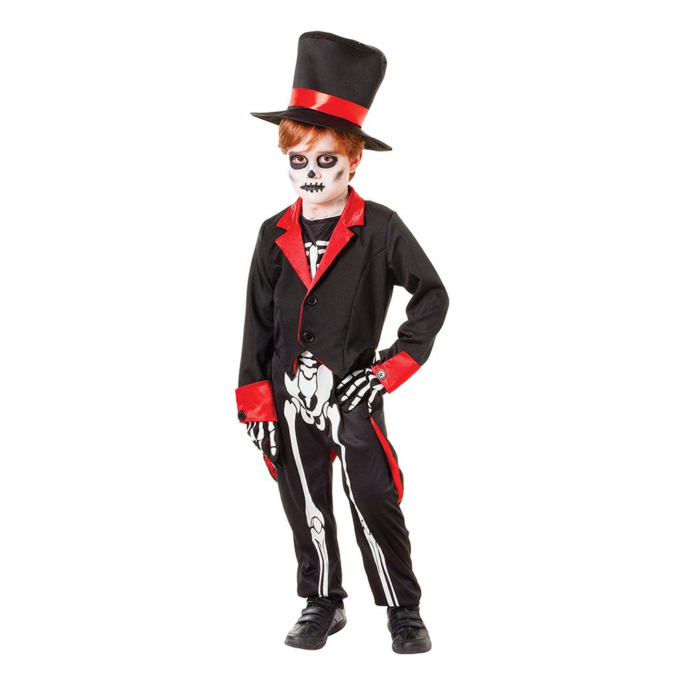 Mr Bone Jangles Barn Maskeraddräkt