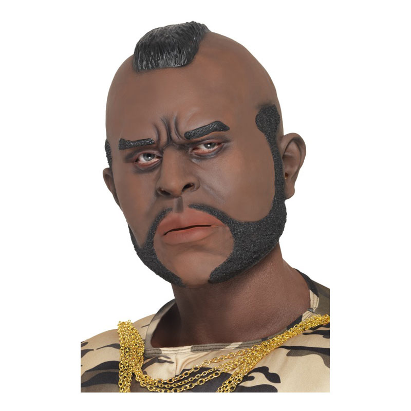 Mr T Latexmask