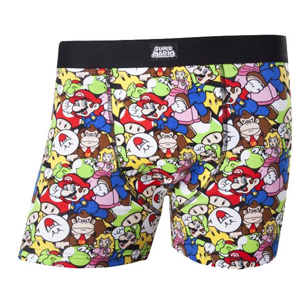Nintendo Super Mario Boxers
