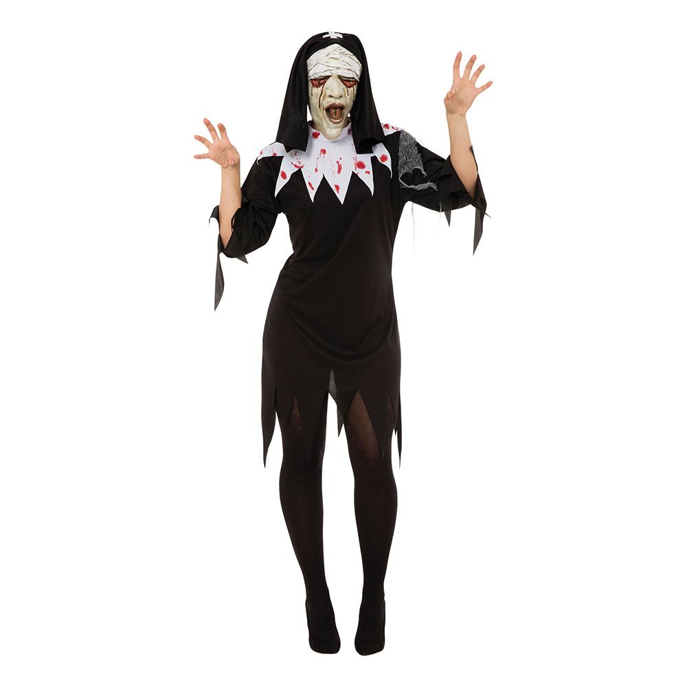 Nunna Monster Maskeraddräkt