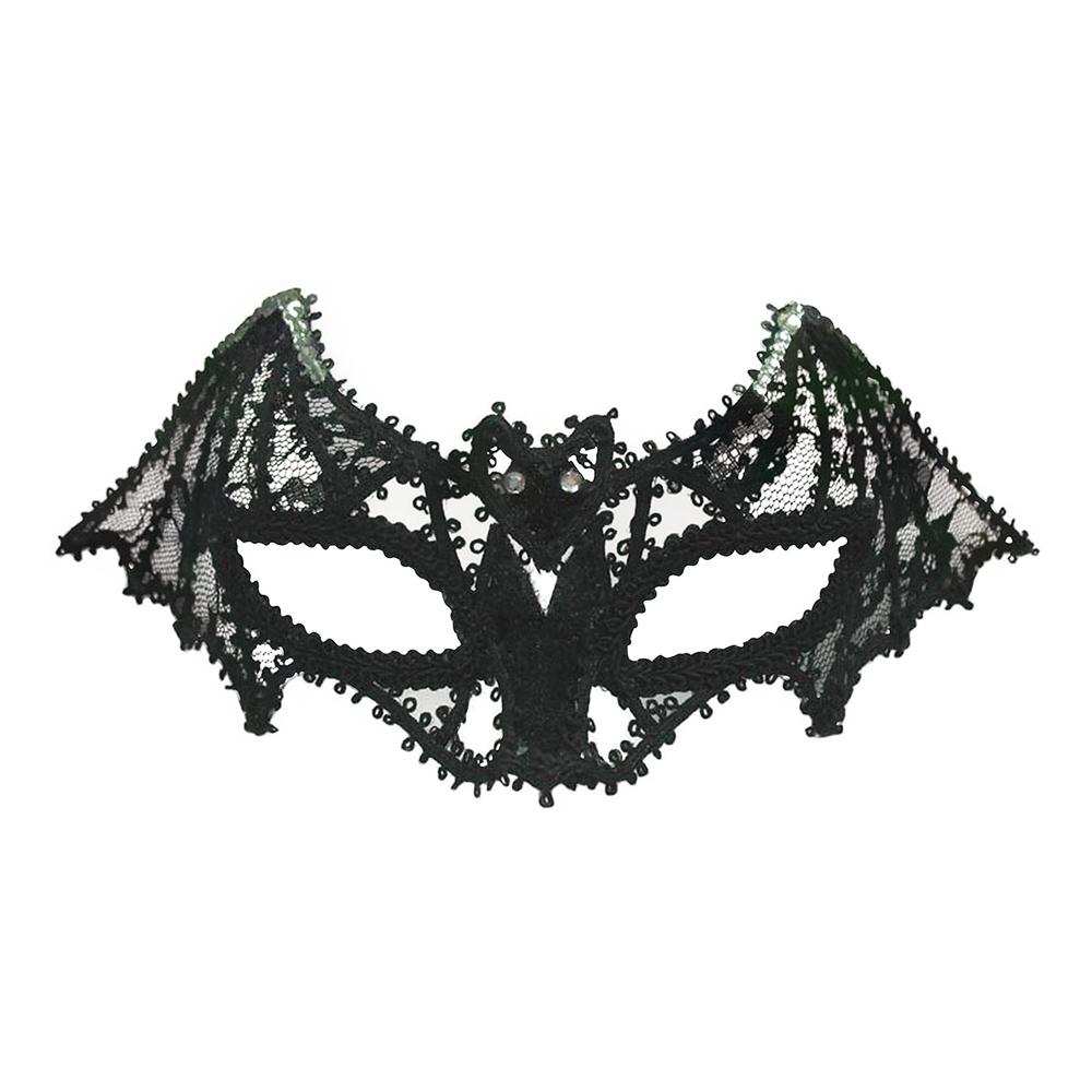 Ögonmask Fladdermus med Spets