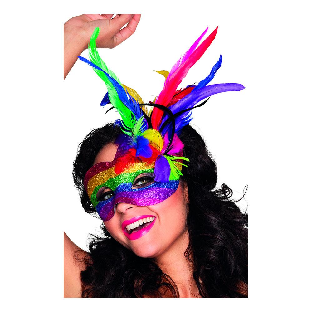 Venetiansk Ögonmask Pride