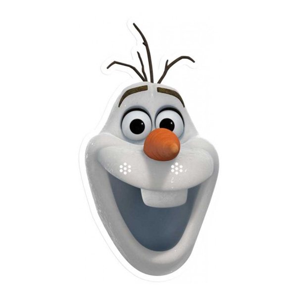 Olaf Pappmask
