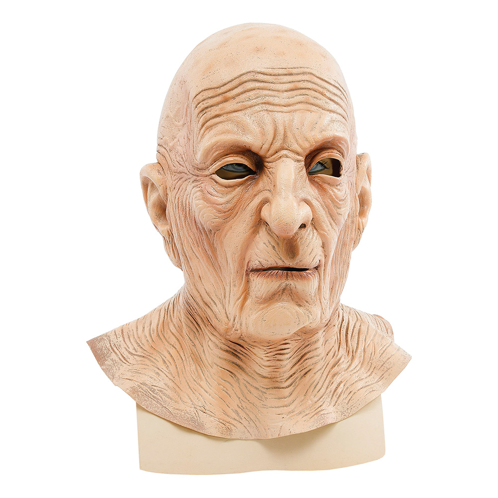 Gammal Gubbe Latexmask
