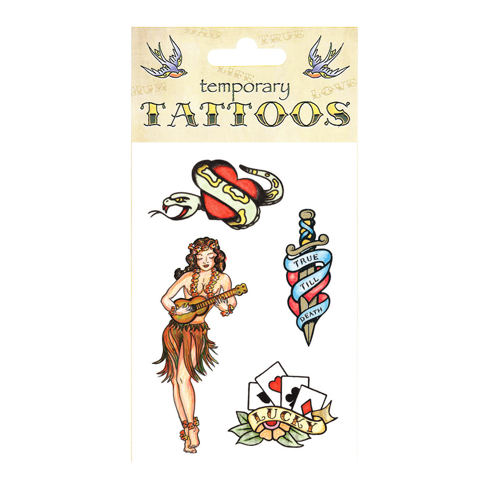 Old School Tatueringar