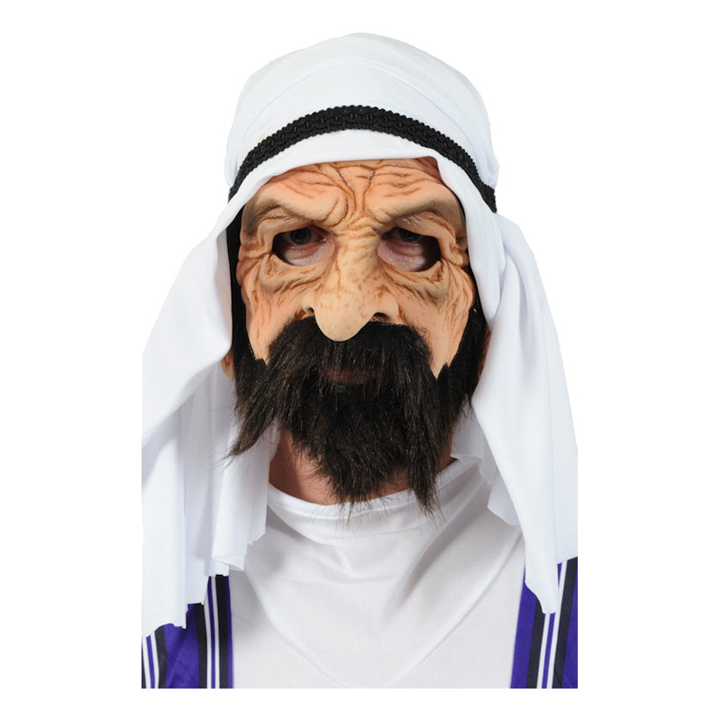 Oljeshejk Mask