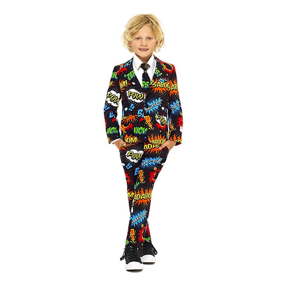 OppoSuits Boys Badaboom Kostym