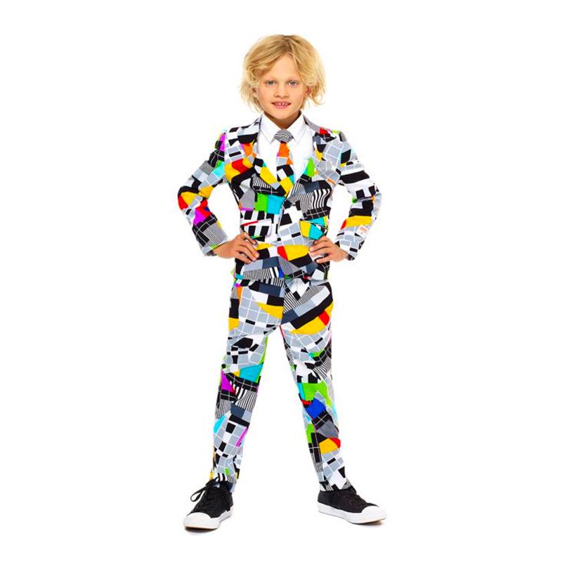 OppoSuits Boys Testival Kostym