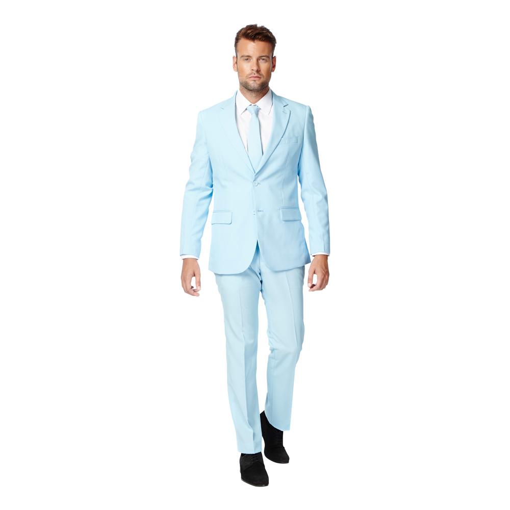 OppoSuits Cool Blue Kostym