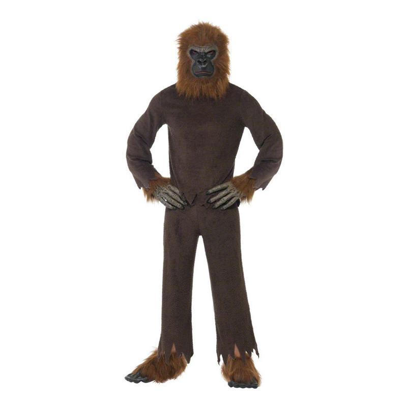 Orangutang Maskeraddräkt