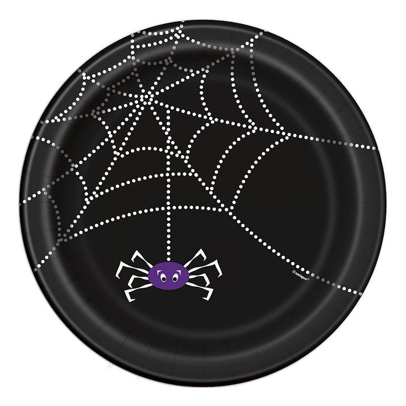 Papperstallrikar Spindelnät