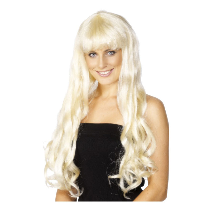 Paris Blond Peruk
