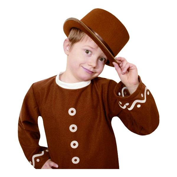 Pepparkakshatt för Barn