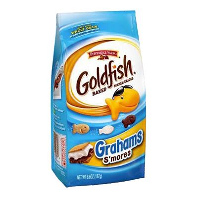 Pepperidge Farm Goldfish Grahams Smores Snacks