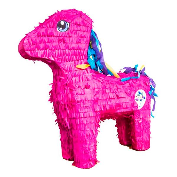 Pinata Rosa Häst