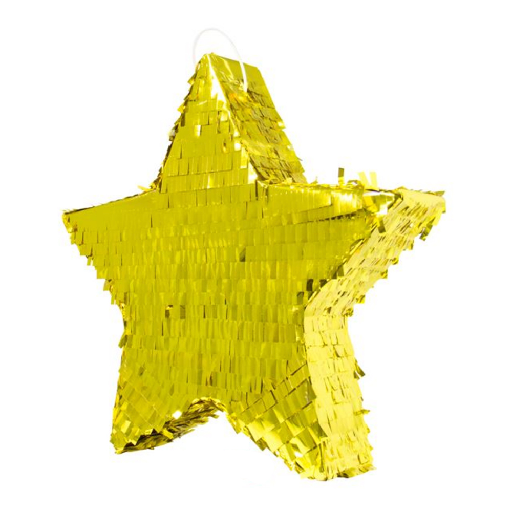 Pinata Stjärna Guld