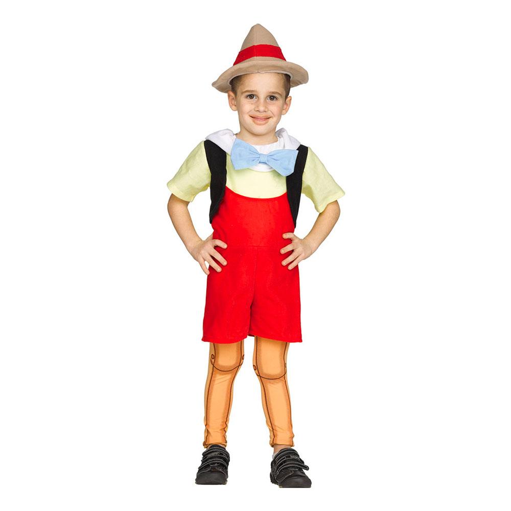Maskeradkläder Barn - Pinocchio