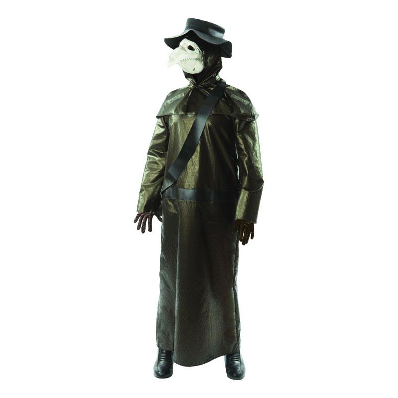 Plague Doctor Maskeraddräkt