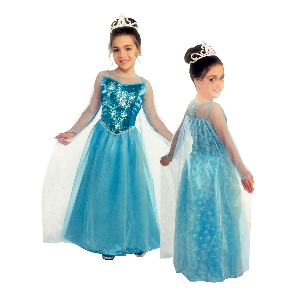 Maskeradkläder Barn - Prinsessklänning