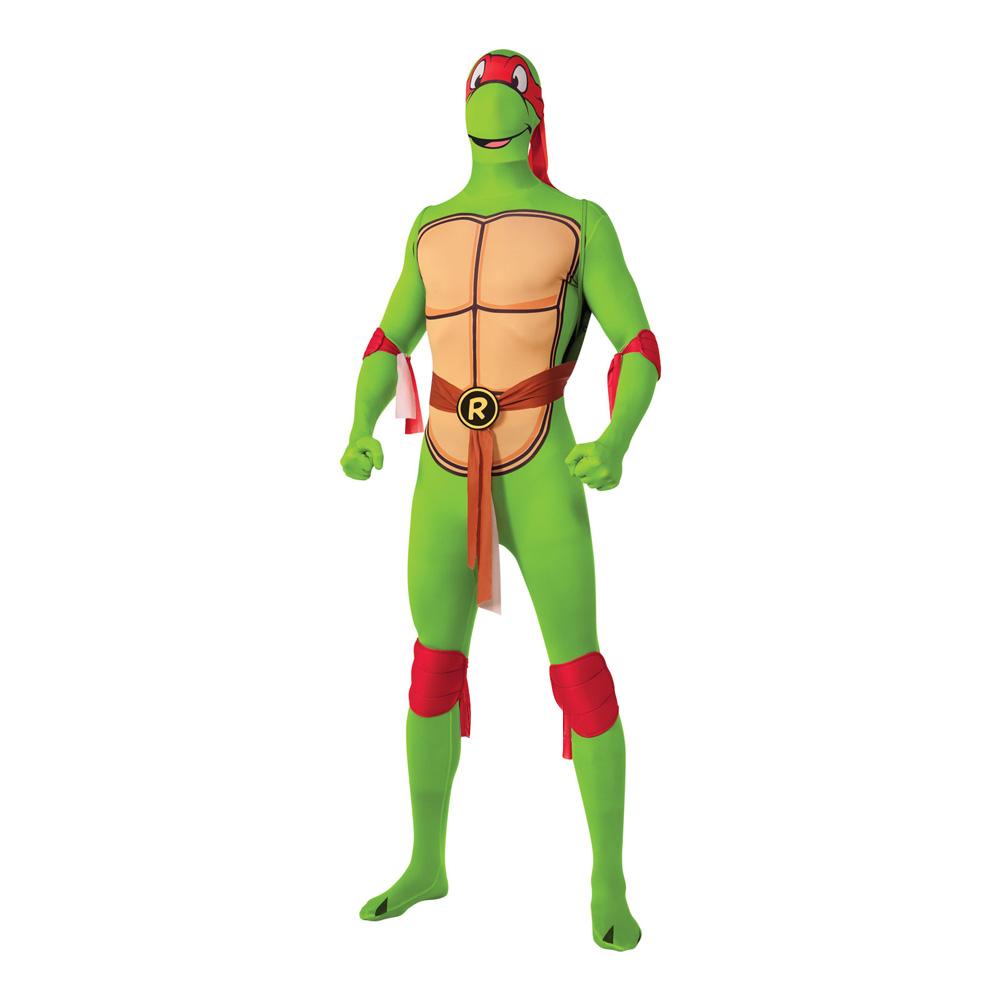 Raphael Second Skin Maskeraddräkt