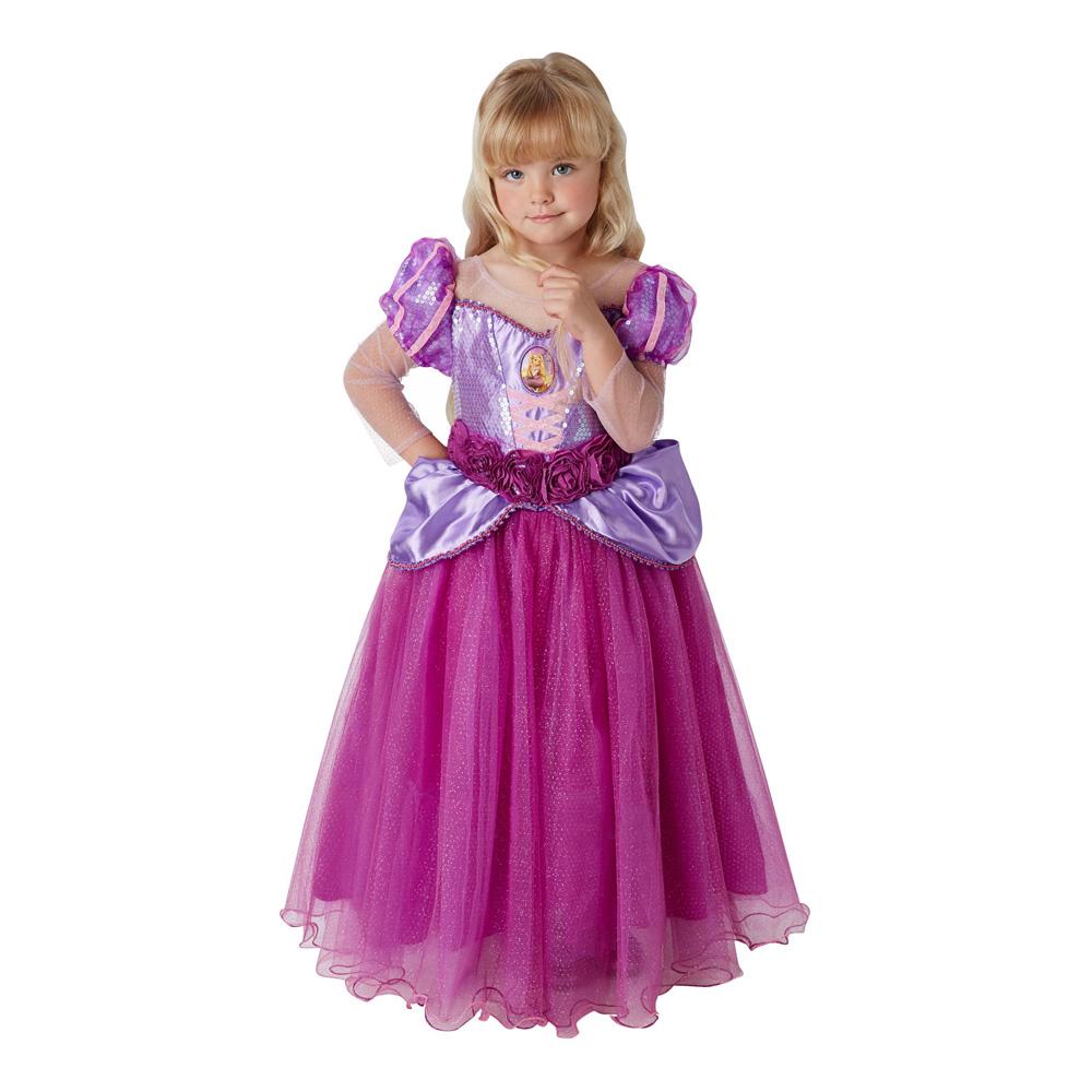 Rapunzel Premium Barn Maskeraddräkt