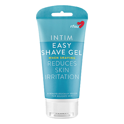 RFSU Intim Easy Shave Gel