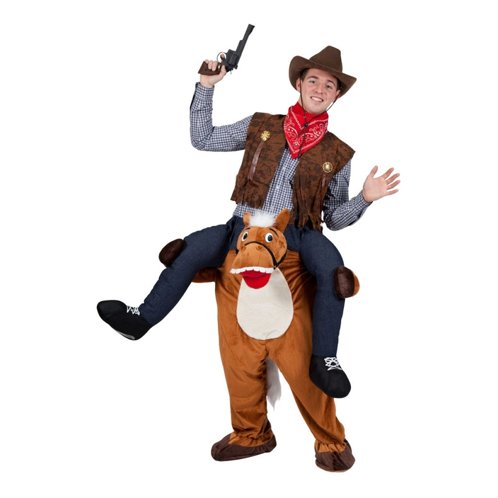 Carry Me Häst Maskeraddräkt