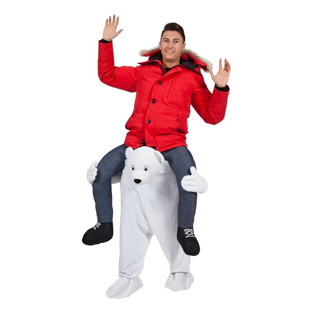 Carry Me Isbjörn Maskeraddräkt